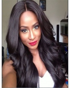 loose wavy 360 full lace wig