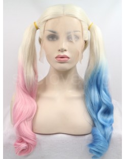 quality cosplay lace front wig