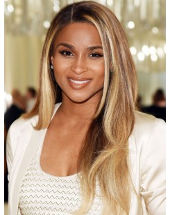 virgin hair glueless lace front wig