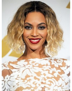ombre beyonce full lace wig